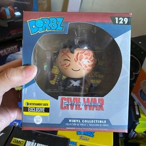Funko Dorbz Marvel Civil War Unmasked Crossbones